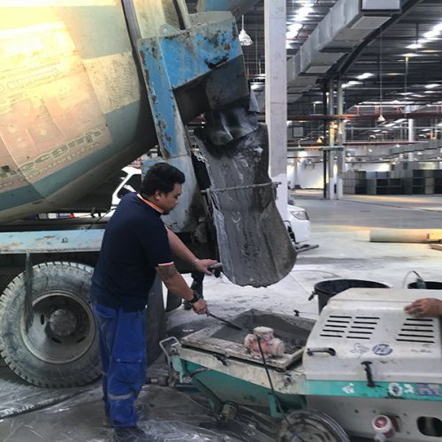 Void Filling & Light Weight Cement